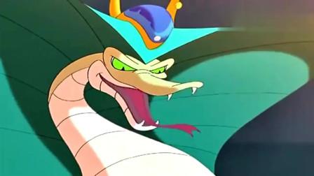 小鲤鱼历险记:浴火重生后三头凤实力更强,赖皮蛇完全不是它对手