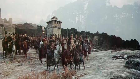 这才是人海战,古罗马军队大战敌军,战争场面宏大壮观