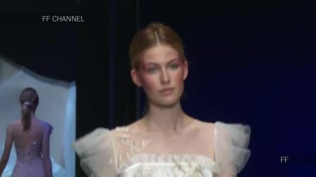经典时尚T台秀:2020米兰时装周Papilio超模走秀第三部分