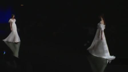 经典时尚T台秀:2020米兰时装周Papilio超模走秀第五部分