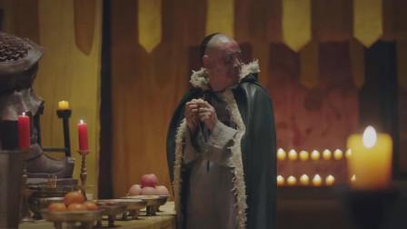 塞上风云记:吕俊杰躲进寺庙偷吃贡品被人发现,那人却没有声张
