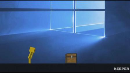 我的世界动画-小黄来到MC世界-Assternn Tube