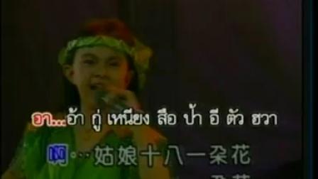 卓依婷(黃金九歲) 十八姑娘一朵花 (泰國版)