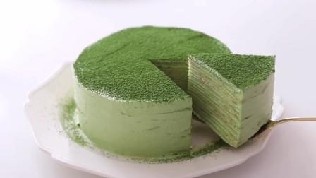 千层蛋糕怎么做?