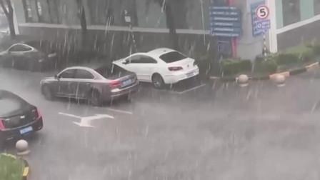 全国暴雨预警连发31天!云南湖北湖南等地局地有大暴雨