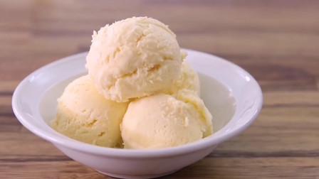 芒果冰淇淋怎么做?