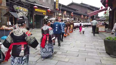 贵州丹寨万达小镇,聚焦黔东南民族文化,值得一来的好地方