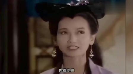 新白娘子传奇:白素贞觉得许仙重男轻女,许仙很无奈