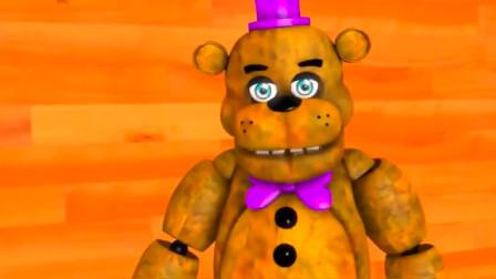 玩具熊的五夜后宫:熊熊的Prty,谁是策划者?