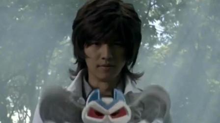 假面骑士:小渡父子合力化身魔皇,对战远古邪恶战士