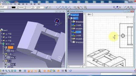 CATIA视频教程.CaTICs网络赛3D建模实例(3D08-L03)讲解(下).169