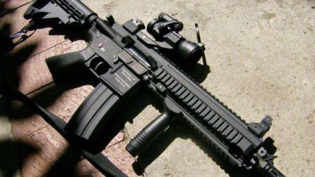 如果你现在打仗,这四把枪你会选哪一个?网友:肯定是最后一个
