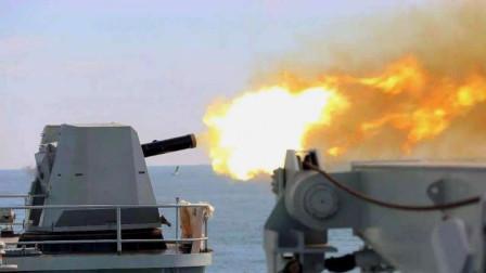 """辽宁舰近防炮""""世界第一"""",局座为何却说它拦不住反舰导弹?"""