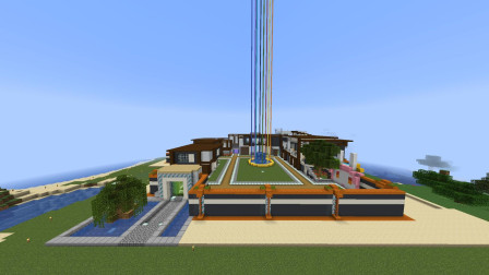 【粉丝投稿】观众把我的科技别墅装修成了啥样?