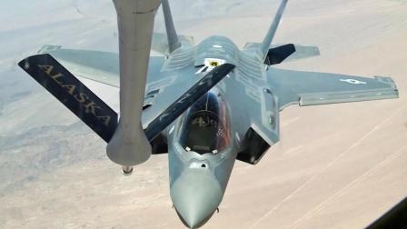 "USAMC F-35A""闪电Ⅱ""・空中加油.mp4"