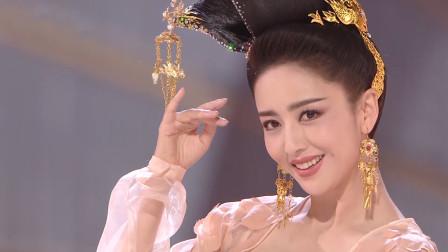 """佟丽娅跳《丽人行》,太美了,却被原创狠批""""糟蹋艺术""""!"""