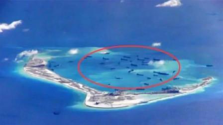 """发生了啥?我国仅用6天在南海打造""""巨龙脊椎"""",美日:不可能"""