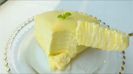 榴莲千层蛋糕怎么做?