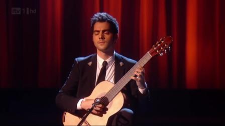 Milos 吉他弹奏Sidorova手风琴《爱的罗曼史》和《自由探戈》