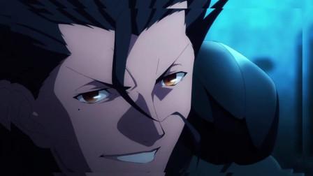 【Fate】saber与枪哥对决 骑士精神!