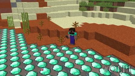 我的世界动画-钻石海洋