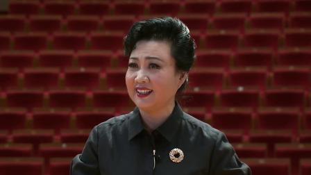 王蓉蓉无伴奏现场唱《党的女儿》自然嗓音魅力尽显 京剧名家王蓉蓉分享会 20200703
