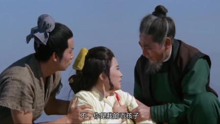 江湖第一魔头在左手装暗器,谁料还没来得及用,姑娘一剑把他击