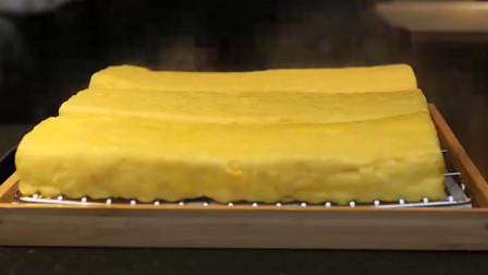 用简简单单的食材也能做出好看又好吃的鸡蛋土司!