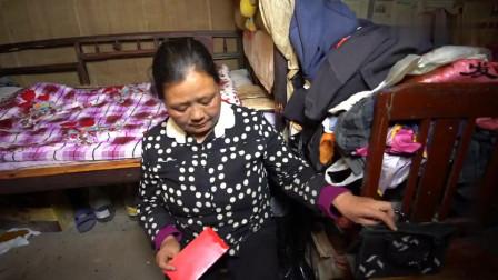农村小伙相亲成功后,准婆婆第一次给红包,看看给了多少钱