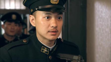影视:巡捕房小弟很嚣张,结果日本人开个抢被,吓吓个半
