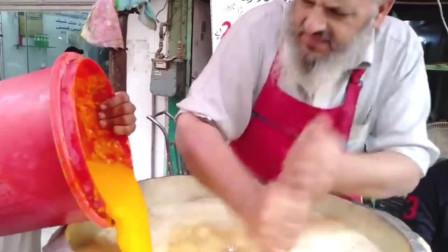 印度街边美味的芒果汁,都是用色素做出来的,你敢喝吗?