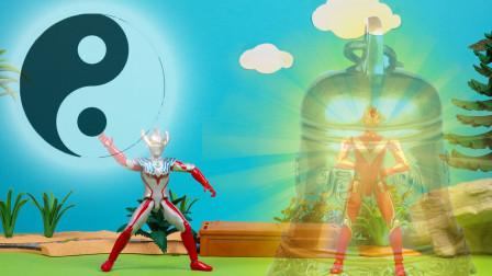 泰迦奥特曼的乾坤大挪移与戴拿的金钟罩,谁才是最强防御