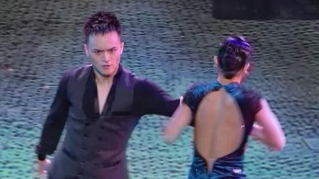 纯享版:李玓 赵蕾《如果爱》,迷人拉丁舞技惊人 舞者 20200704 快剪  0704171844