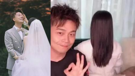浙江卫视主持人最终还是娶了那个给他递话筒的女孩!真是深藏不露