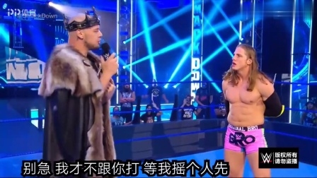 WWE: 本周SD精彩时刻Top 10(7.4)
