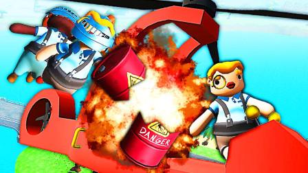 模拟快递员 我们快递公司开业第一天就炸了架直升机 屌德斯桃子精