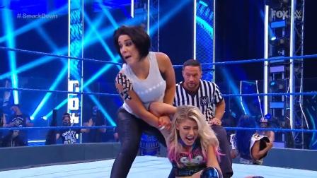 [SmackDown]救援小妖精Alexa Bliss