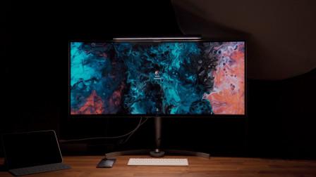 为什么你需要一个挂屏灯 --- 明基BENQ Screenbar Plus 使用体验
