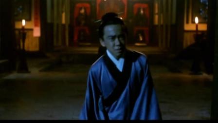 麻衣传奇:妖怪夜晚出来行凶,高手拿大刀来对付它,精彩