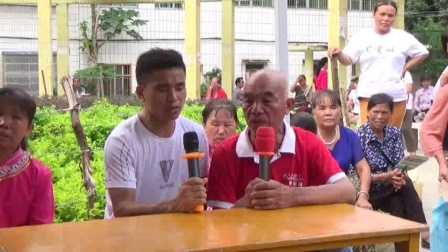 环江毛南族自治县山歌协会庆祝党建99周年山歌会(山歌对唱二)