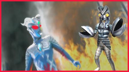 巴尔坦星人中的老大 实力超强 又来找赛罗奥特曼复仇了