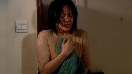 女医生冒着大雨去约会,也没见到人,丈夫给她递上了一条绿毛巾