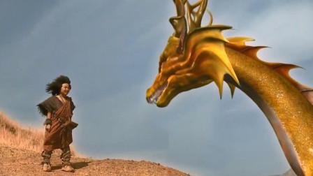 十二生肖传奇:小男孩拿出龙鳞,救了一老头,没想老头竟是龙王