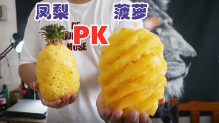 凤梨和菠萝的区别在哪?湛江街头大叔的回答亮了!