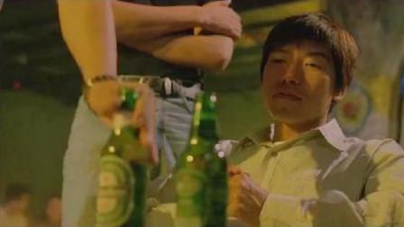 """《面青青有排惊》美女跟""""乌鸦""""张耀扬酒吧""""斗酒"""""""