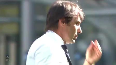 意甲国米对阵博洛尼亚比赛集锦,卢卡库首开记录被逆转,劳塔罗失点!