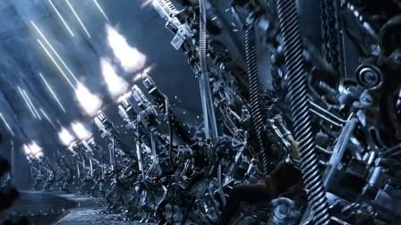 这才是好莱坞科幻电影的巅峰震撼之作 看了不下20遍 绝对百看不厌!