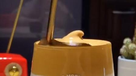 牛奶咖啡的喝法