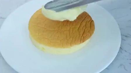 迷你奶油蛋糕制作,快下班来点餐你们是什么心情?