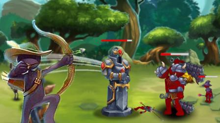火柴人战争奥德赛 来自神箭手罗宾的挑战